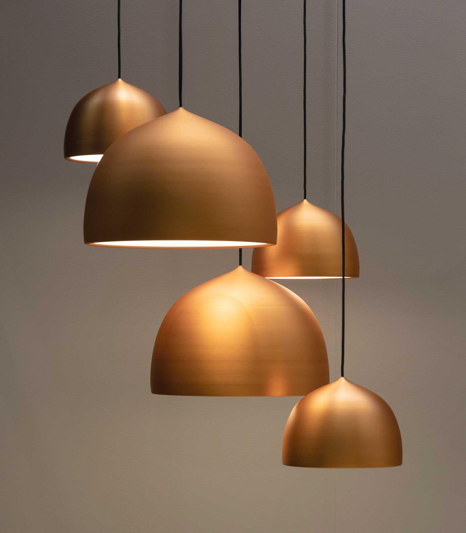 Golden Lamp